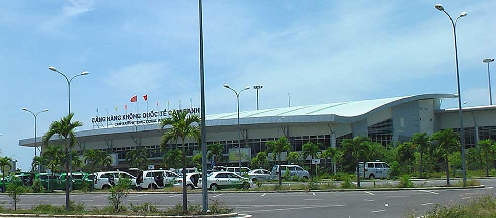 Sân bay quốc tế Cam Ranh – Khánh Hòa