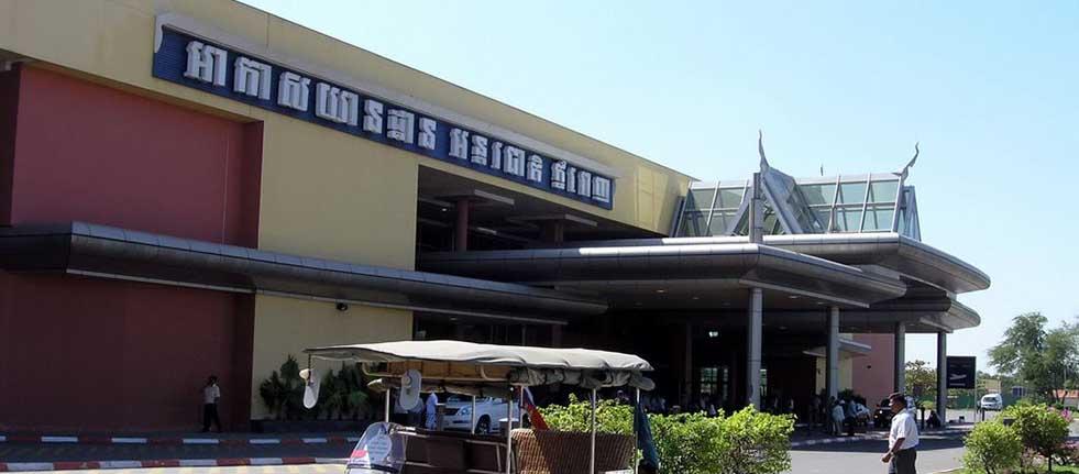 Sân bay quốc tế Phnôm Pênh – Campuchia